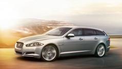 Über den neuen Jaguar Sportbrake informieren